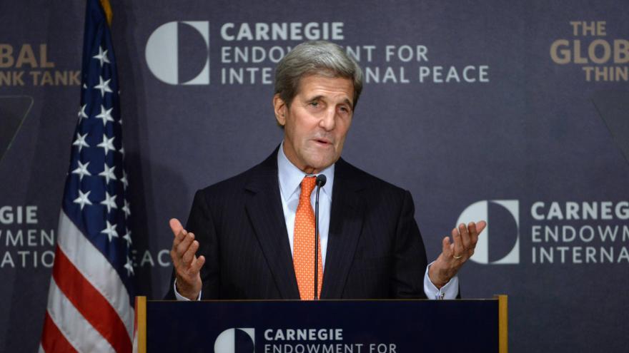 Video Vídeňské jednání o syrské krizi