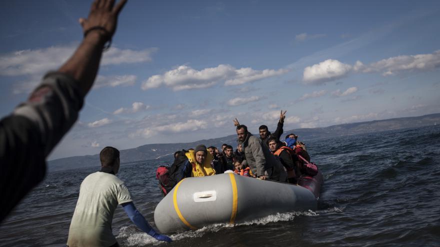 Video Studio 6: Uprchlíci a nástrahy zimní mořeplavby