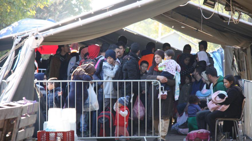 Video Zpravodaj ČT: Balkán uprchlickou krizi zvládá