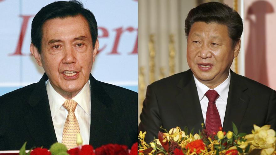 Video Lídři Číny a Tchaj-wanu se setkají poprvé po 66 letech