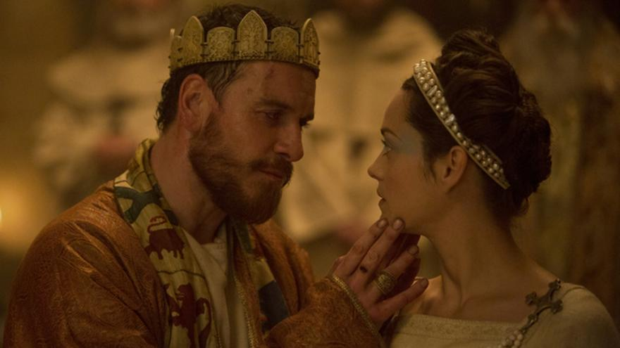 Video Macbeth HD trailer CZ