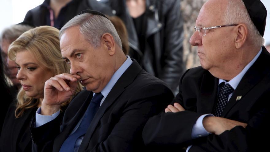 Video Události ČT: Izraelský prezident pověřil Netanjahua sestavením nové vlády