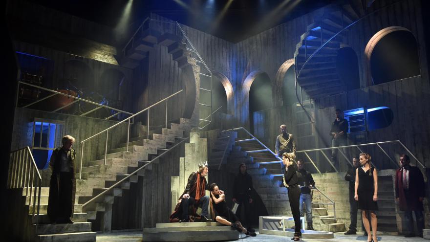 Video Bez komentáře: Král Lear v Městském divadle Brno