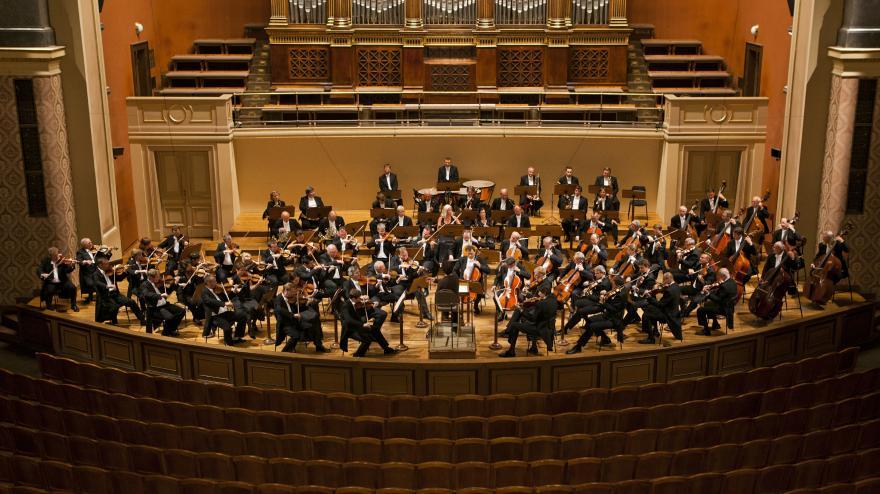 Video Novoroční koncert České filharmonie 2016