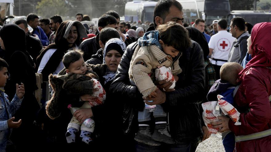 Video Uprchlíci představují hrozbu, myslí si některé americké státy