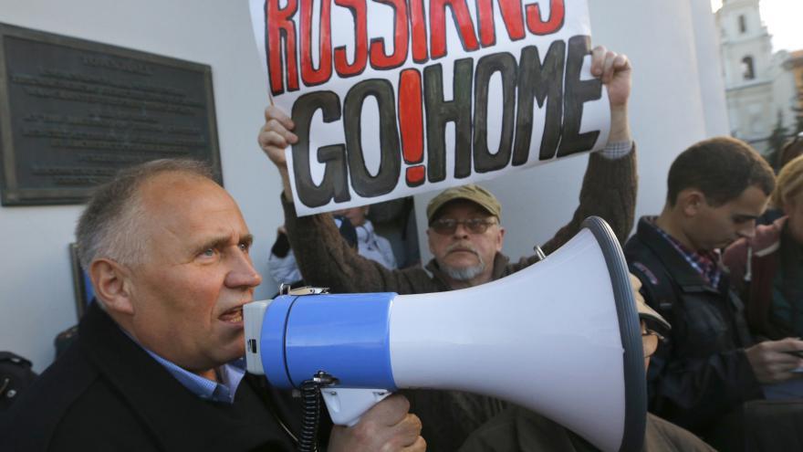 Video Rozhovor s běloruským opozičním lídrem Mikolajem Statkevičem
