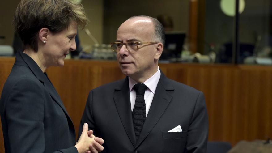 Video Ministři EU po jednání v Bruselu