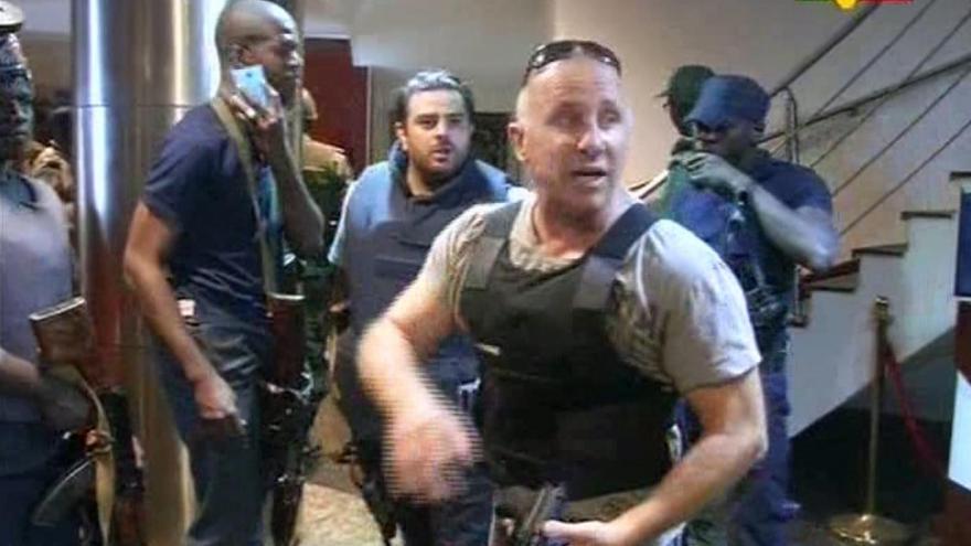 Video Zpravodaj ČT: Podařilo se osvobodit šest Američanů