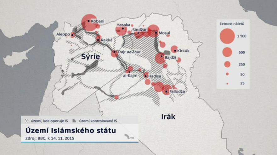 Video Přehledně: Islámský stát v jedné minutě