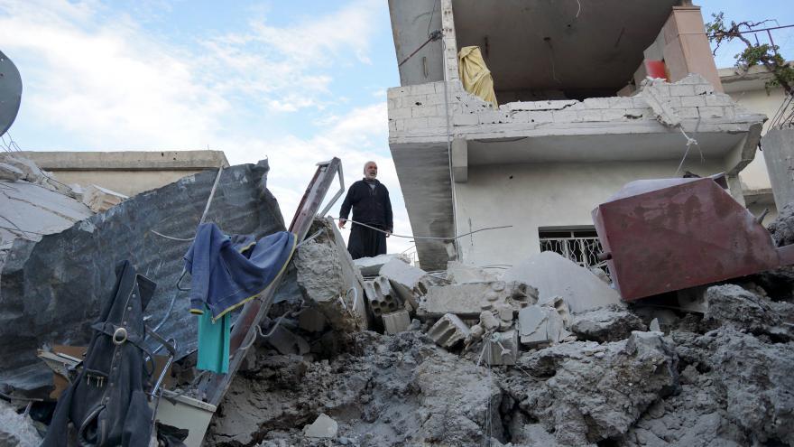 Video Podle Asada syrská armáda díky pomoci Rusů vítězí nad IS
