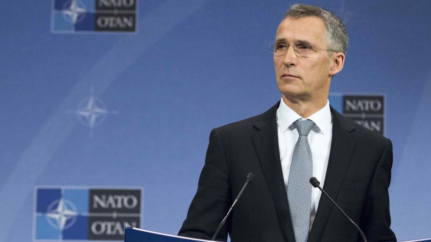 Video Jens Stoltenberg k plánům NATO