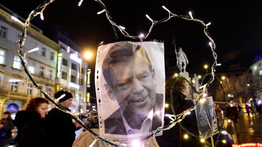 Video Události: Vzpomínky na Václava Havla