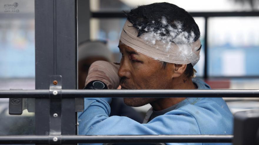 Video Šerpové si po zemětřesení stěžují na nečinnost nepálské vlády