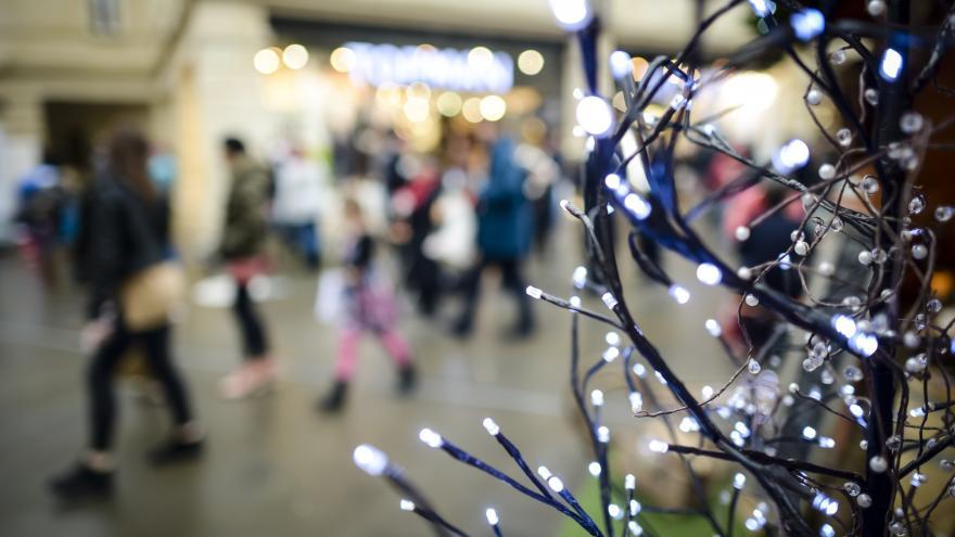 Video Události: Nákupy o posledním adventním víkendu