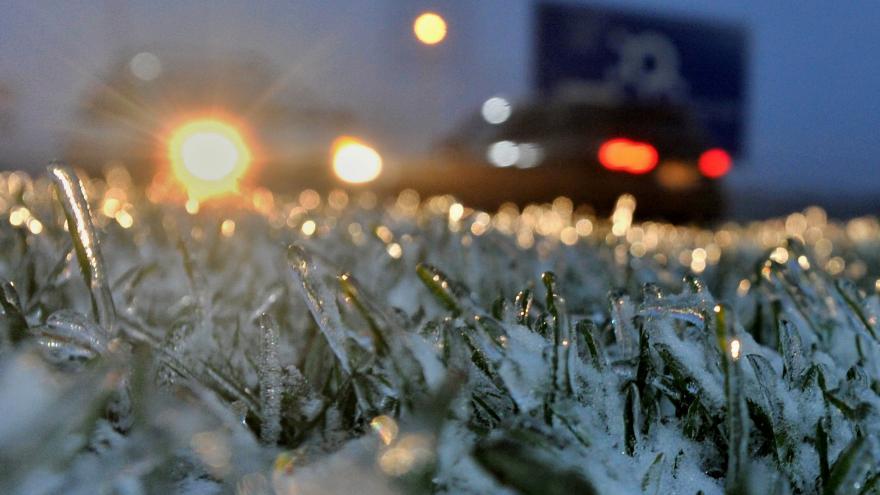 Video Meteorologové varují před ledovkou