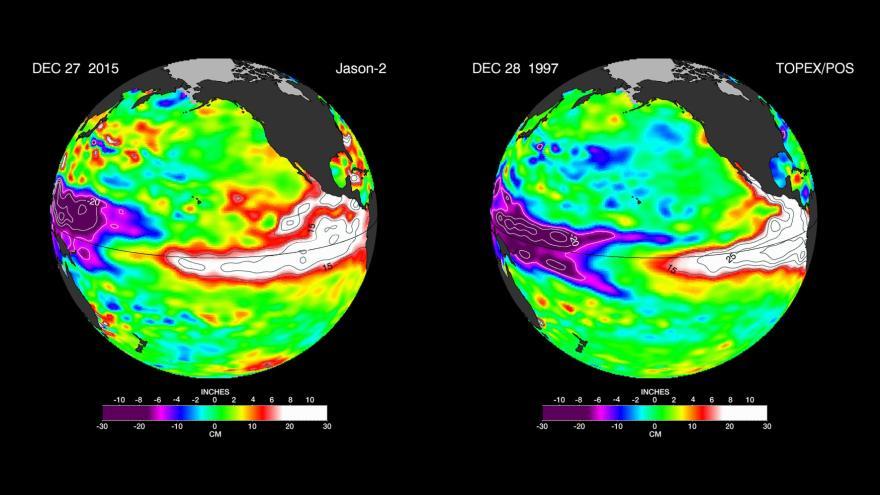 Video Frekvence a intenzita El Niňa se v posledních letech zvyšuje