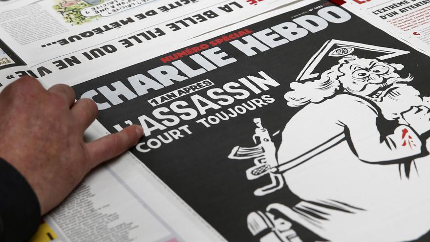 Video Bohumil Vostal a bezpečnostní analytik k Francii rok po útocích