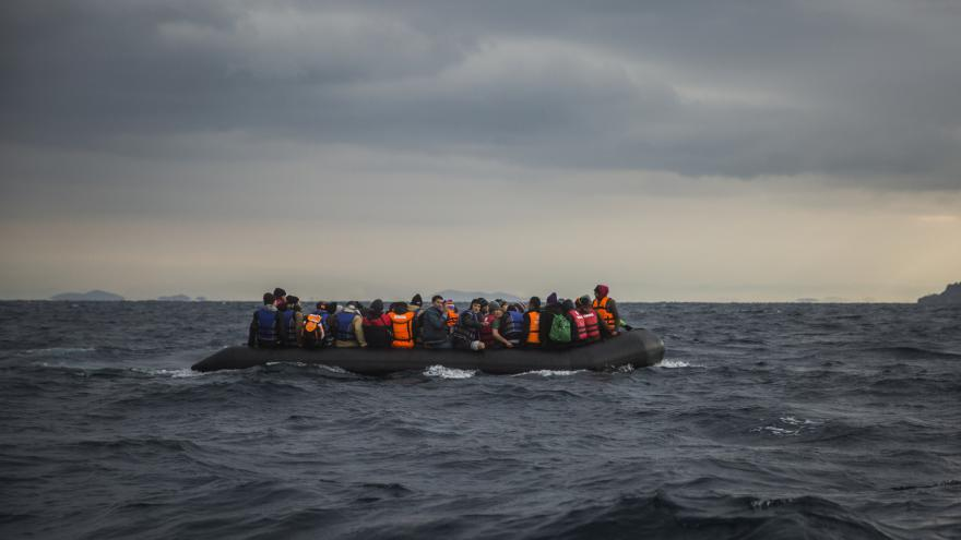 Video Antošová z AI k utonulým migrantům v Turecku