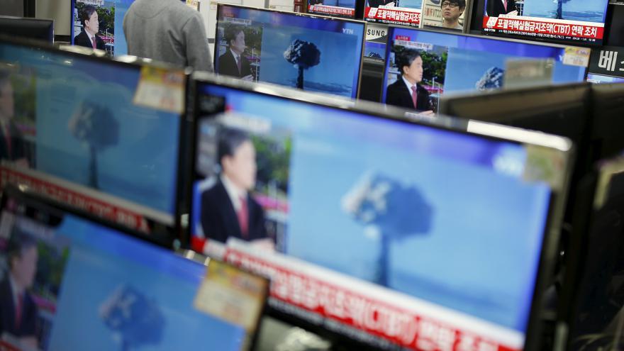 Video Etzler k jaderné zkoušce v KLDR: U Číny se dá čekat tvrdá reakce