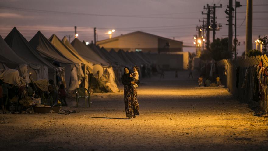 Video Turecko zavádí víza pro Syřany