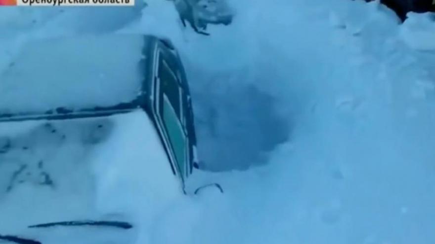 Video Události: Krutá ruská zima