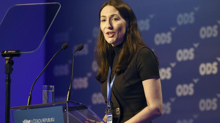 Video Projevy kandidátů na prvního místopředsedu