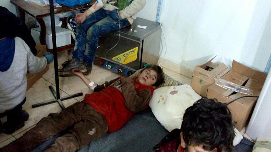 Video Zaorálek o kontaktu s Damaškem kvůli humanitární pomoci