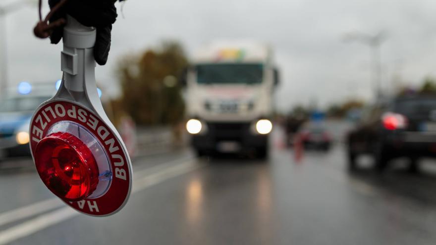 Video Zpravodaj ČT: Hraniční kontroly v Německu jsou namátkové