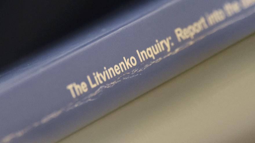 Video Podle britských vyšetřovatelů měl ve vraždě Litviněnka prsty i ruský prezident Putin