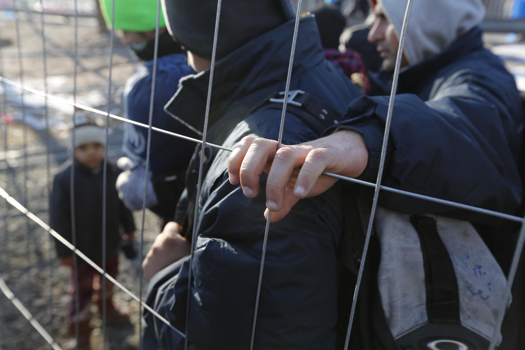 Video Obama s Merkelovou hovořili o uprchlících a syrské krizi