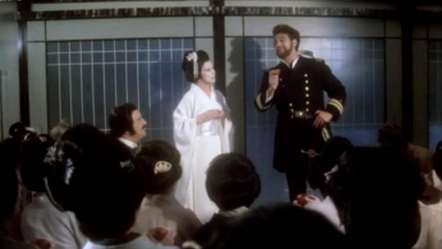 Video G. Puccini: Madama Butterfly
