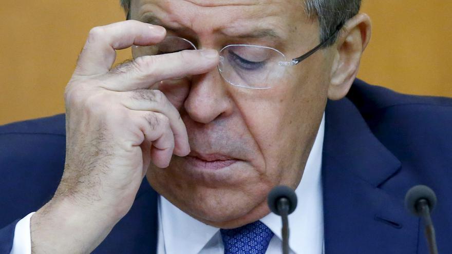 Video Horizont2: Lavrov chce restart vztahů s USA