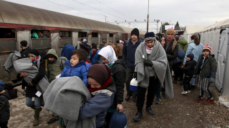 Video Tlak na Řecko kvůli ochraně hranic roste