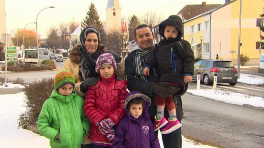 Video Rakouské městečko má recept na integraci běženců