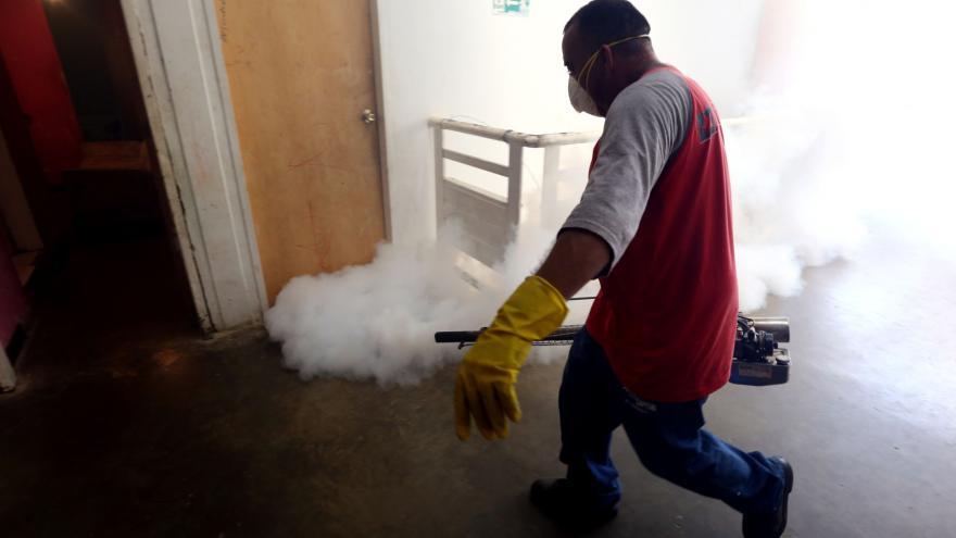 Video Virus zika olympijské hry v Riu neohrozí