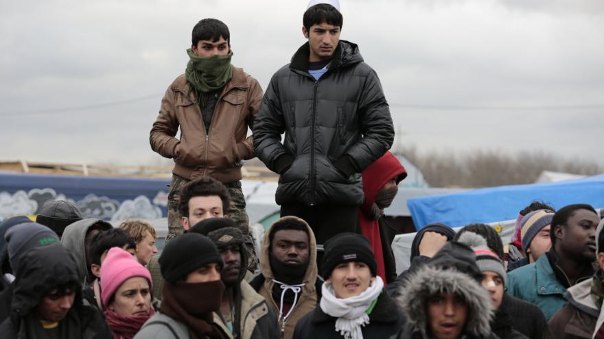 Video Zavadil: Soud rozhodne o případném vystěhování uprchlíků do čtvrtka