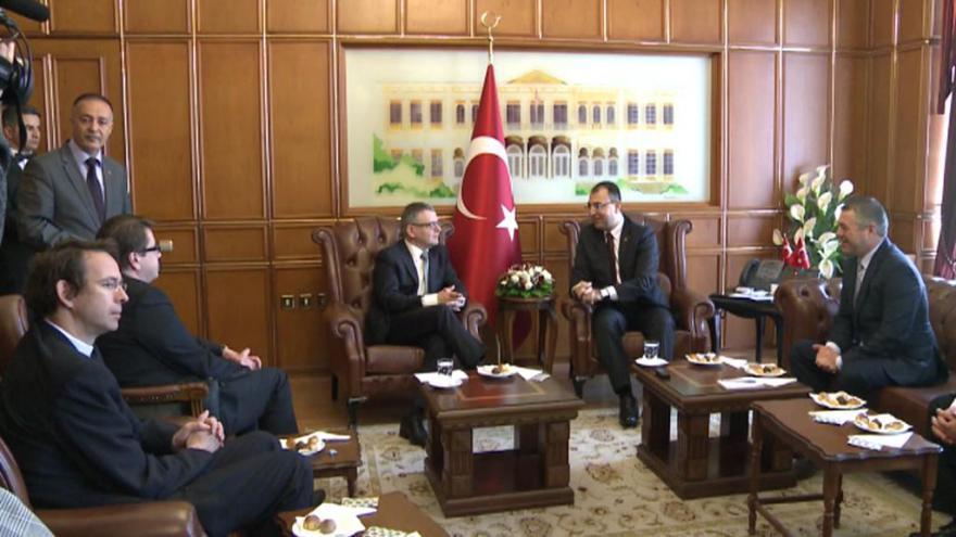 Video Redaktorka ČT o Zaorálkových prioritách v Turecku