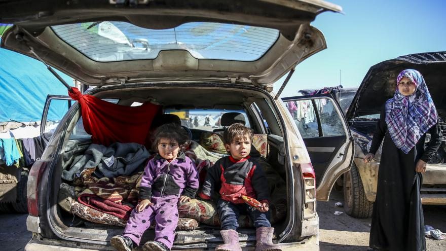 Video OSN: Stovky tisíc lidí v Aleppu jsou v ohrožení