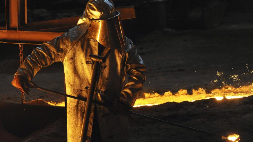 Video Odboráři budou v Bruselu bránit ocel