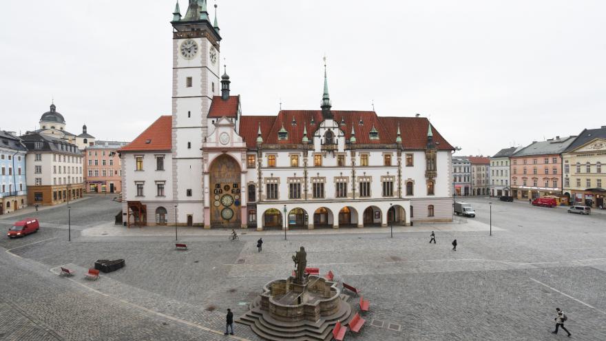 Video Olomoucká náměstí se mají změnit