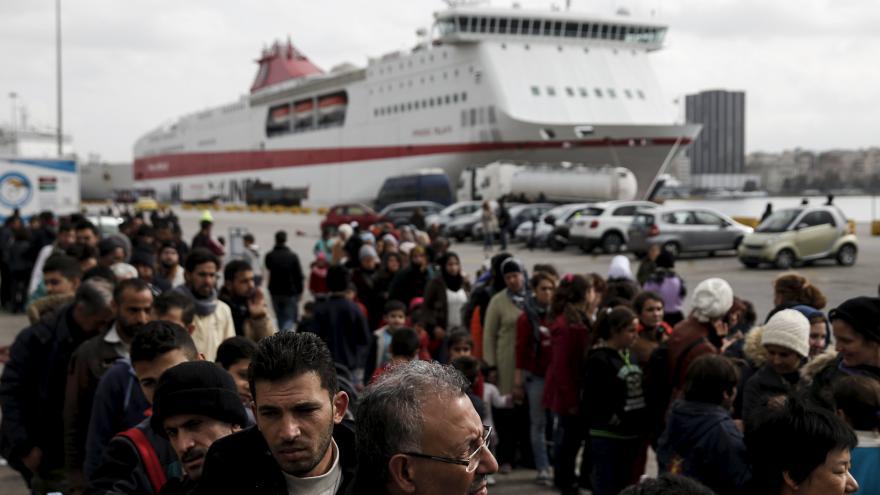Video EK chce další peníze na migrační krizi