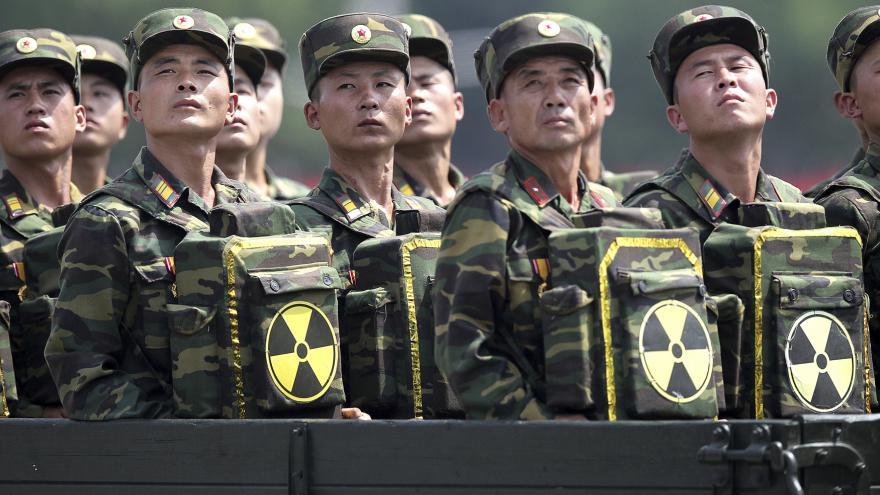 Video Severní Korea je připravená ihned použít jaderné zbraně