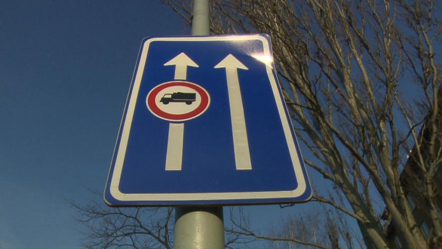 Video Události: Omezení pro dodávky na dálnicích