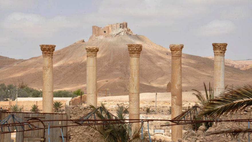 Video Damašek se chystá obnovit Palmýru