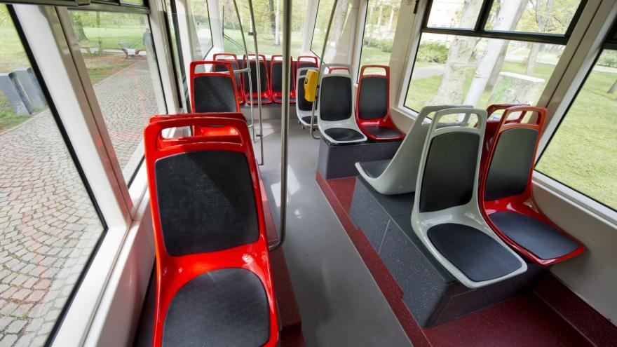 Video Přípravy na novou tramvajovou trať