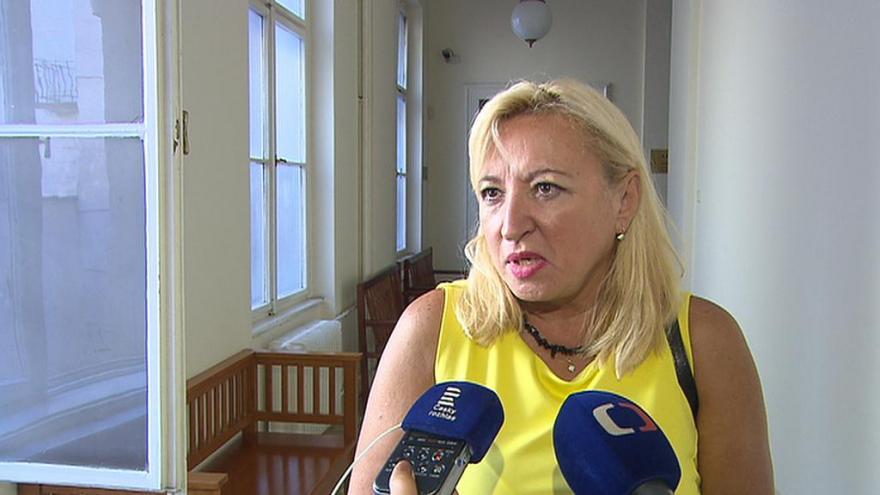 Video Reportáž: Žalobkyně Máchová do vazby nepůjde
