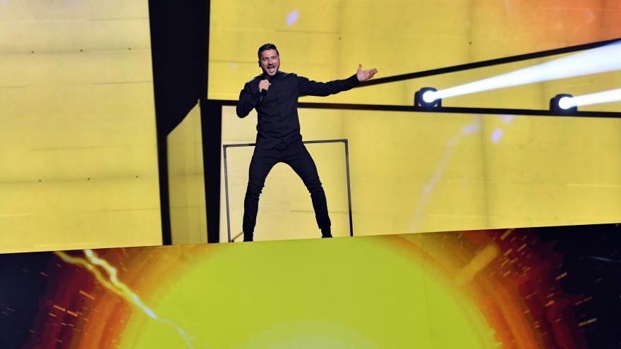 Video Eurovision Song Contest 2016 - Finále
