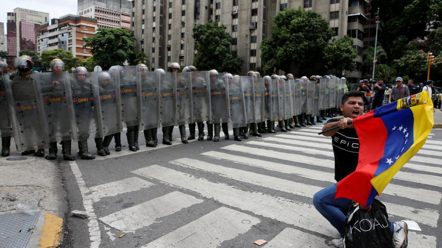 Video Zapatero vyzval Venezuelu k národnímu dialogu