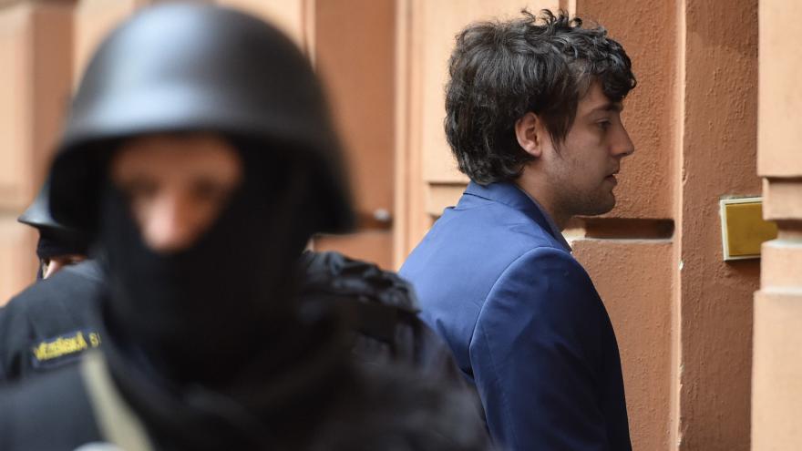 Video Reportáž: Kevin Dahlgren stanul před soudem