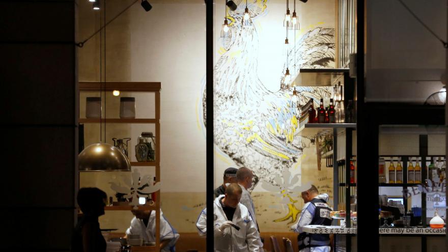Video Jakub Szántó: Sarona Market je velmi módní a oblíbený cíl obyvatel Tel Avivu